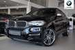 BMW X6 M50d Czarny używany Lewy przód
