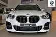 BMW X1 F48 LCI Biały używany Prawy tył