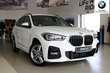BMW X1 F48 LCI Biały używany Bok