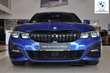 BMW Serii 3 Limuzyna 320d Niebieski używany Prawy tył