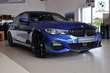 BMW Serii 3 Limuzyna 320d Niebieski używany Bok