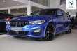 BMW Serii 3 Limuzyna 320d Niebieski używany Lewy przód