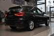 BMW X3 xDrive20i Szary używany Wnętrze