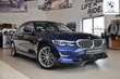 BMW Serii 3 Limuzyna 320d Luxury Line Ciemnoniebieski używany Bok