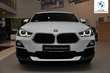 BMW X2 sDrive 18i  Biały używany Prawy tył