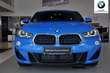 BMW X2 X2 sDrive18d Niebieski używany Prawy tył