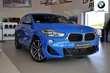 BMW X2 X2 sDrive18d Niebieski używany Bok