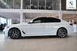 BMW Serii 5 Limuzyna 520d Biały używany Deska rozdzielcza
