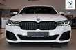 BMW Serii 5 Limuzyna 520d Biały używany Bok