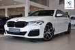 BMW Serii 5 Limuzyna 520d Biały używany Lewy przód