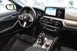BMW Serii 5 Limuzyna 520d Biały używany Prawy przód