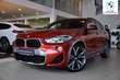 BMW X2 xDrive20d Pomarańczowy używany Lewy przód