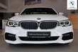 BMW Serii 5 Limuzyna 530i xDrive  Biały używany Prawy tył