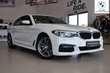 BMW Serii 5 Limuzyna 530i xDrive  Biały używany Bok