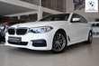 BMW Serii 5 Limuzyna 530i xDrive  Biały używany Lewy przód