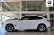 BMW X4 G02 Biały używany Deska rozdzielcza