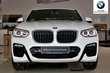 BMW X4 G02 Biały używany Prawy tył