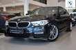 BMW Serii 5 Limuzyna 520d Czarny używany Lewy przód