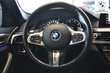BMW Serii 5 Limuzyna 520d Czarny używany Deska rozdzielcza