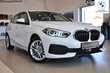 BMW Serii 1 5-drzwiowe 118i Biały używany Bok