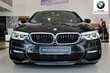 BMW Serii 5 Limuzyna G30 Czarny używany Prawy tył