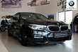 BMW Serii 5 Limuzyna G30 Czarny używany Bok