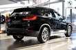 BMW X1 sDrive18i Czarny używany Wnętrze