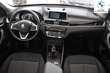 BMW X1 sDrive18i Czarny używany Prawy przód