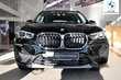 BMW X1 sDrive18i Czarny używany Prawy tył