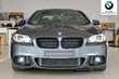 BMW Serii 5 Limuzyna F10 525d xDrive Szary używany Prawy tył