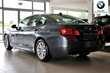 BMW Serii 5 Limuzyna F10 525d xDrive Szary używany Deska rozdzielcza