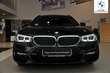 BMW Serii 5 Touring 520d xDrive Czarny używany Prawy tył