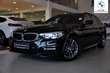 BMW Serii 5 Touring 520d xDrive Czarny używany Lewy przód