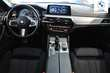 BMW Serii 5 Touring 520d xDrive Czarny używany Prawy przód