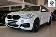 BMW X6 F16 M Sport Biały używany Lewy przód