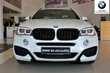 BMW X6 F16 M Sport Biały używany Prawy tył