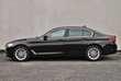 BMW Serii 5 Limuzyna 530i xDrive Czarny używany Bok