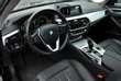 BMW Serii 5 Limuzyna 530i xDrive Czarny używany Deska rozdzielcza