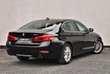 BMW Serii 5 Limuzyna 530i xDrive Czarny używany Prawy tył