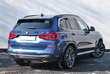 BMW X3 xDrive20d Niebieski używany Prawy tył