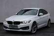 BMW Serii 3 Gran Turismo 320d xDrive Sport Line Biały używany Lewy przód