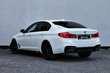 BMW Serii 5 Limuzyna  Biały używany Bok