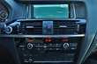 BMW X3 xDrive20d Czarny używany Prawy przód