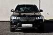 BMW X3 xDrive20d Czarny używany Wnętrze