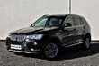 BMW X3 xDrive20d Czarny używany Lewy przód