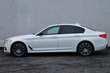 BMW 5 Series Active Hybrid 530e xDrive M Sport Biały używany Bok