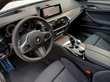 BMW Serii 5 Limuzyna 520d xDrive M Sport Biały używany Szczegóły