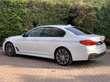 BMW Serii 5 Limuzyna 520d xDrive M Sport Biały używany Prawy tył