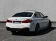 BMW Serii 5 Limuzyna 530i Biały używany Bok