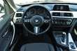 BMW Serii 3 Gran Turismo 318d GT Czarny używany Deska rozdzielcza